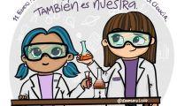 """Proyecto """"Mujeres en la Ciencia"""""""